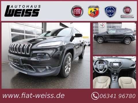 Jeep Cherokee Limited Automatik