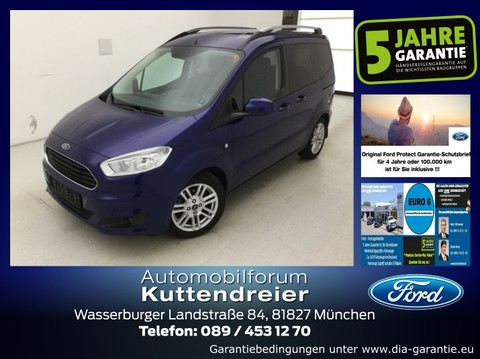 Ford Tourneo Courier Titanium