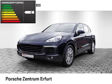 Porsche Cayenne S Diesel 14 Wege