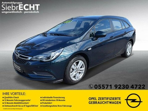 Opel Astra 4.0 K T Edition L
