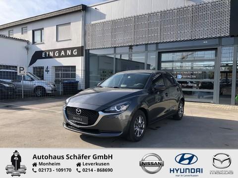 Mazda 2 EXCLUSIVE-L 90PS 6AG Multif Lenkrad