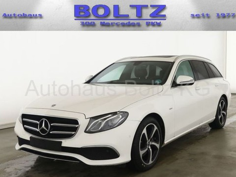 Mercedes-Benz E 300 T d Avantgarde Notl