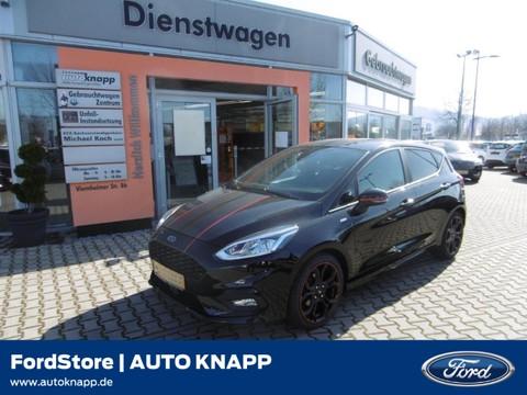 Ford Fiesta 1.0 ST-Line Black EcoBoost WinterPaket Multif Lenkrad