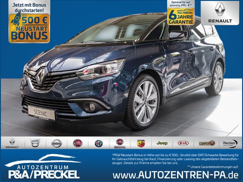 Renault Grand Scenic Limited Deluxe TCe 140