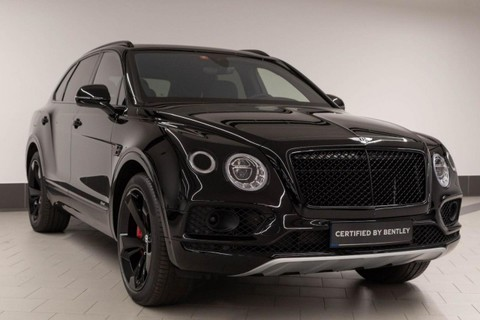 Bentley Bentayga Hybrid MULLINER BLACKLINE FULL OPTION