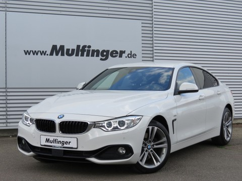 BMW 430 d Gran Coupe xDr Sport Line