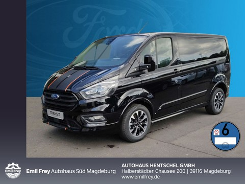Ford Transit Custom 310 L1 LKW Autm Sport 125ürig (Diesel)