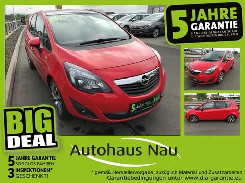Opel Meriva 1.4 B Turbo Edition Inspektionspake