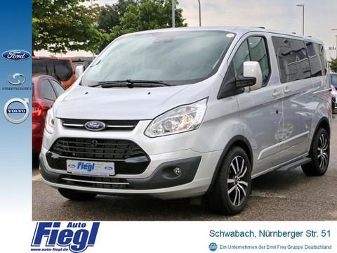 Ford Tourneo Custom Business Edition Sortimo
