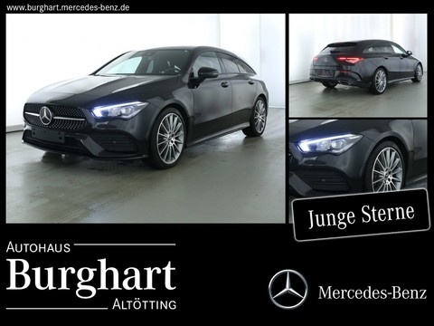 Mercedes-Benz CLA 220 Shooting Brake AMG Line MBUX