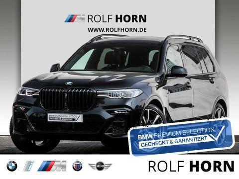 BMW X7 H&K Laserlicht