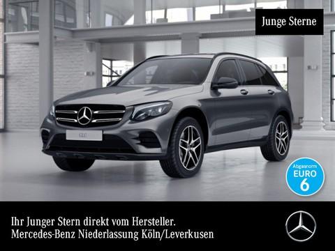 Mercedes-Benz GLC 220 d AMG Night
