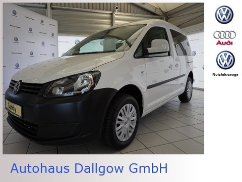 Volkswagen Caddy 1.6 TDI Team