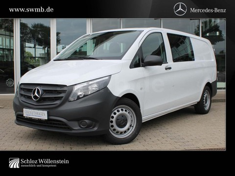Mercedes-Benz Vito 119 extralang Mixto