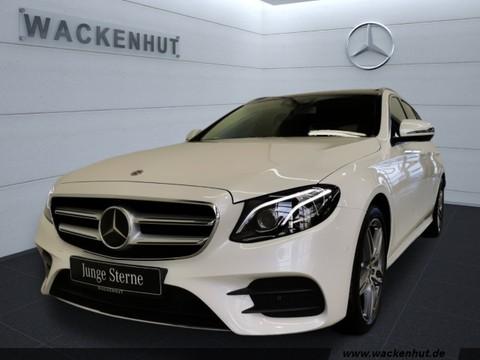 Mercedes-Benz E 450 T AMG DIST MULTIB WIDE