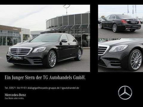 Mercedes S 400 d LANG AMG AKTIV SITZ PANODACH SITZKLIM