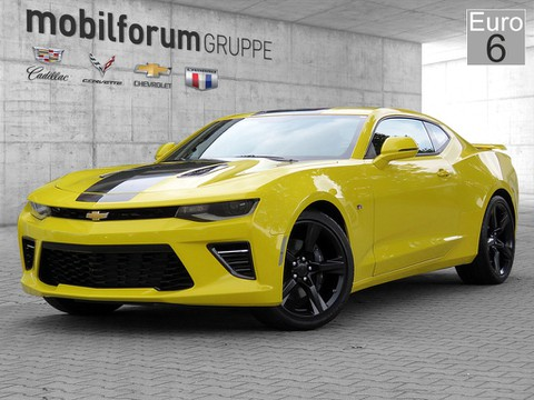 Chevrolet Camaro 6.2 L V8 Coupe MY2018