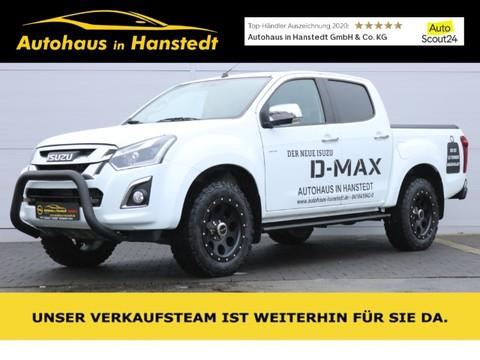 Isuzu D-Max 3.5 Diesel Double Cab Custom T Delta Rollo Ladefläche