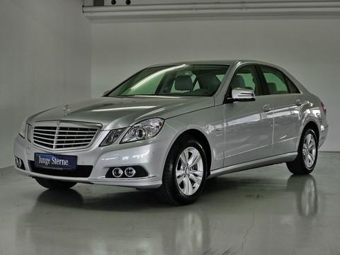 Mercedes E 200 7.7 Elegance nur 501 km