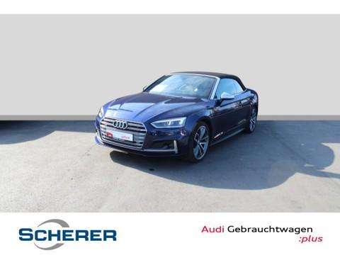 Audi S5 3.0 TFSI quat Cabriolet