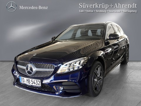 Mercedes-Benz C 200 T AMG-Line