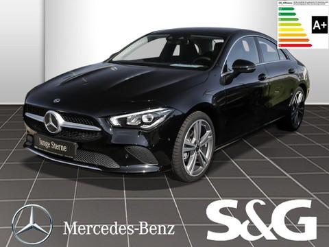 Mercedes-Benz CLA 180 d Progressive R MBUX