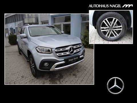 Mercedes-Benz X 250 d EDITION POWER Rollcover °