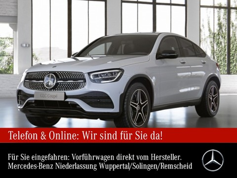 Mercedes-Benz GLC 200 Cp AMG Sportpaket Night AMG