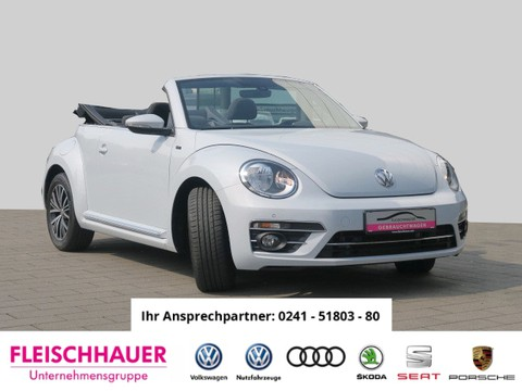 Volkswagen Beetle 2.0 TDI Cabriolet Allstar Klimaa