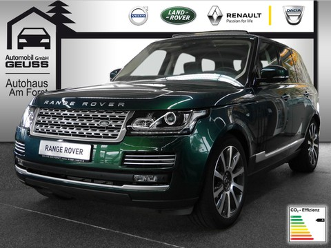 Land Rover Range Rover undefined