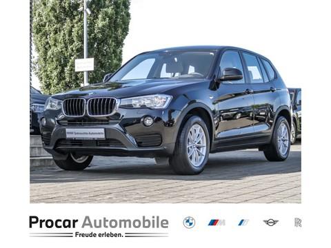 BMW X3 xDrive20i Driving Assistant Plus