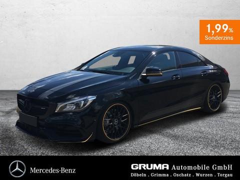 Mercedes CLA 45 Coupé Fahrwerk JONAS PETERS JP