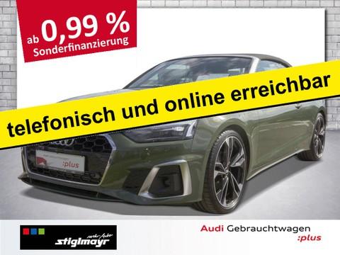 Audi A5 Cabriolet S line 40 TFSI 20-ZOLL