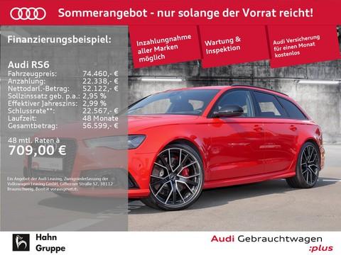 Audi RS6 4.0 TFSI qu Avant performance