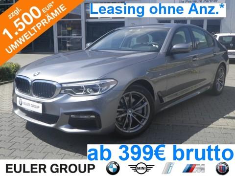 BMW 520 dA 2018 M Sport ad Komfortzugang 18