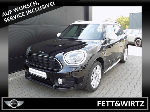 MINI Cooper D Country man ALL4 18