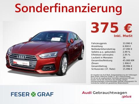 Audi A5 2.0 TDI Sportback sport