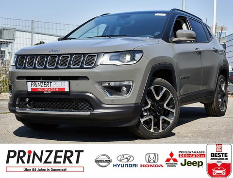 Jeep Compass 1.4 MT Limited Luxus Technologie