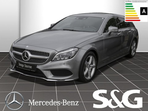 Mercedes CLS 250 Shooting Brake AMG line M