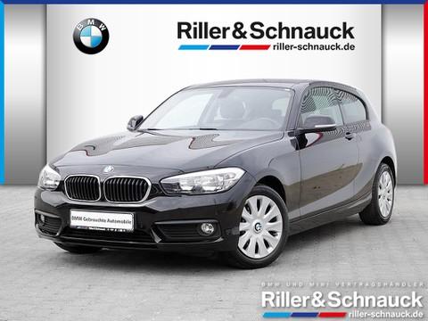 BMW 116 dA Advantage