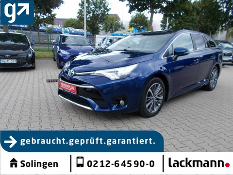 Toyota Avensis 1.8 TS Edition S