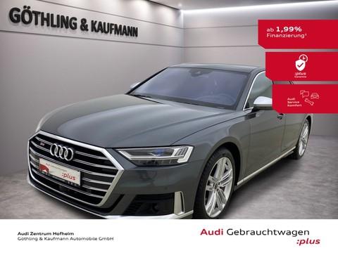 Audi S8 TFSI qu Laser Sta