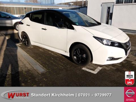 Nissan Leaf N-Connecta h Sitz Lenkrad Scheinw Rundumkameras