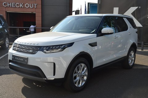 Land Rover Discovery 2.0 5 SD4 SE SkyView
