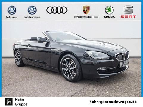 BMW 640 d Cabrio DDC HiFi