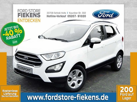 Ford EcoSport Cool & Connect PILOT