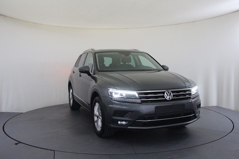 Volkswagen Tiguan 2.0 TDI Highline 110kW