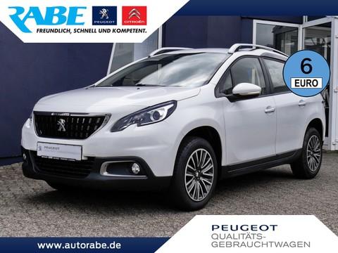 Peugeot 2008 Active 82 Nebelsch