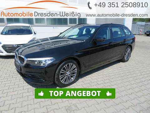 BMW 520 i Sport Line Live Prof