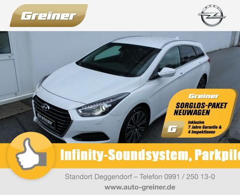 Hyundai i40 1.7 CW Premium |ELEKTR |